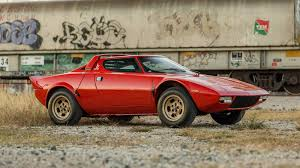 rare sports cars 1974 lancia stratos hf stradale is a rare and pricey italian legend