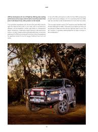 The Best Led Light Bar by Arb 4x4 Accessories Arb 4x4 Culture Issue 47 Page 10 11