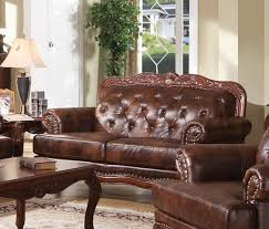 Leather Sofas In Birmingham 4198 00 Birmingham 3 Pc Tri Tone Leather Sofa Set Sofa Sets Af