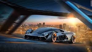 and lamborgini lamborghini and mit team up on electric supercar without batteries