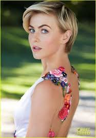 julianne hough shattered hair how to the cross layered crop inspiration julianne hough