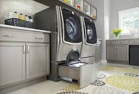contemporary laundry room cabinets sherwin williams cabinet paint for a contemporary laundry room with