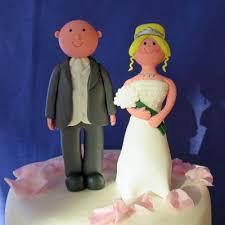 bald groom cake topper contemporary claydough figures contemporary and groom cake
