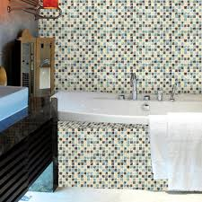 Crackle Glass Tile Backsplash Ideas Bathroom And Kitchen Shower - Crackle tile backsplash