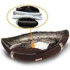 Washable Dog Beds Amazon Com Joyelf Medium Dog Bed Orthopedic Dog Bed With