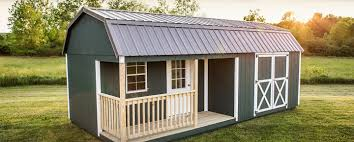 Office In A Shed Woodtex Storage Sheds Barns Prefab Garages And Modular Cabins