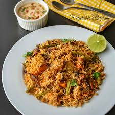 biryani cuisine restaurant style vegetable biryani recipe relish the bite