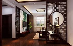 Wooden Room Dividers by Floor To Ceiling Room Dividers With Decorative Wooden Room