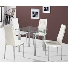 Glamorous  Seater Dining Table And Chairs  On Dining Room - Dining room table for 2