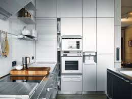 modern kitchen cabinets metal heavy metal 15 kitchens that rock metal cabinets dwell