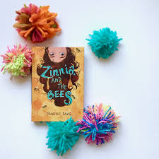 pom poms zinnia and the bees yarn bomb this picture book life