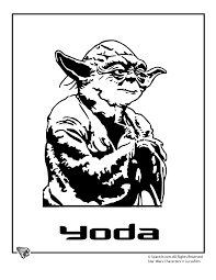 star wars coloring pages star wars coloring yoda u2013 cartoon jr