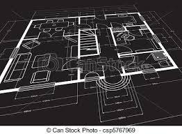 architectural building plans eps vectors of building plans architectural building plans