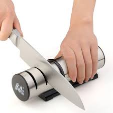 grinder t1202dc kitchen knife sharpener stainless three grinding