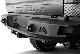2002 toyota tacoma rear bumper replacement fab fours offroad bumpers truck accessories carid com