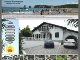 hendaye chambre d hote kopol chambres d hôtes de charme hendaye côte basque pays