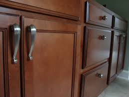 fix holes kitchen cabinet handles door after investing doors