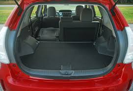 toyota prius luggage capacity 2013 toyota prius v hybrid review test drive