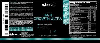 hair growth ultra u2013 z pure life