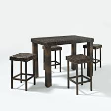 Patio Furniture Dining Set - patio dining sets for 4 video and photos madlonsbigbear com
