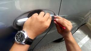 really live car unlock video take by car u0027s owner 2010 toyota