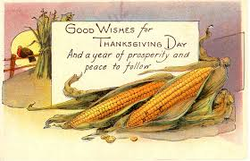 vintage happy thanksgiving cards postcards invitations