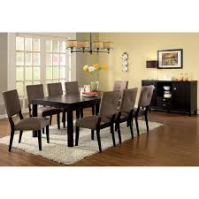 furniture of america bayside dining table and server set free