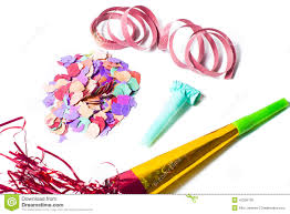 new year items items for party birthday or new year stock photo image 47536109