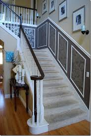 Oak Banisters And Handrails Staining An Oak Banister Southern Hospitality