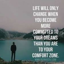 Life Begins When You Step Out Of Your Comfort Zone Beautiful Message About Struggles And Strength Find More Positive