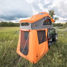 jeep roof top tent annex accessory for treeline roof top tents u2013 treeline outdoors