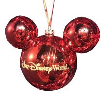 ornament mickey mouse icon walt disney world