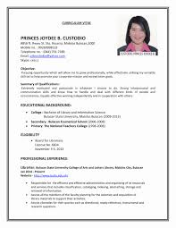 resume for part time job high student parts specialist sle resume sle cover resume template for