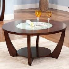 steve silver crowley end table steve silver rafael round cherry wood and glass coffee table popular