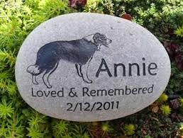 memory stones a pet memorial 10 lb river