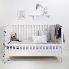 sofa bed for baby nursery oliver furniture seaside 6 in 1 baby luxury cot bed in