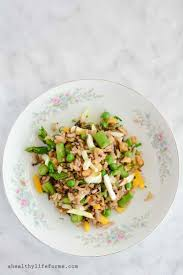 spring rice salad a healthy life for me