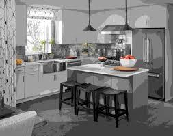 cuisine avec ilo ilo central cuisine collection avec cuisine avec ilot central pas