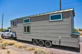 Tiny House On Gooseneck Trailer by The Bunkhouse By Uncharted Tiny Homes