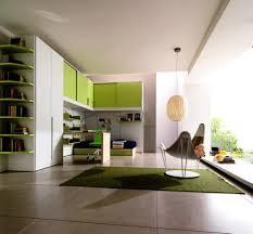 bedroom attractive bedroom decoration using green and black