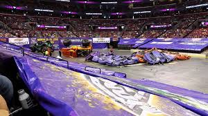 monster truck show schedule 2015 monster jam 2015 bb u0026t center youtube