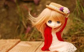wallpaper cute baby doll brunette cap wear cute doll wallpapers hd wallpapers rocks