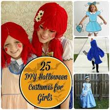 Halloween Costumes Girls Diy 25 Totally Awesome Diy Halloween Costumes Girls