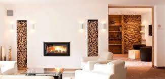 Deko Ofen Wohnzimmer Glänzend Kaminideen Offener Kamin Fireplaces Kamine öfen Ideen