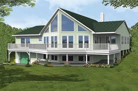 a frame house plans floorplans com