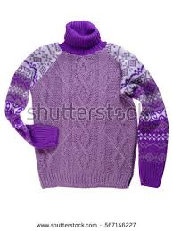 purple sweater wool sweater stock images royalty free images vectors