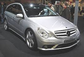 Modified A Class Mercedes File Mercedes Benz R Class Amg Front View Jpg Wikimedia Commons