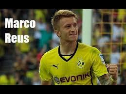 Marco Reus Hairstyle Marco Reus The Genius Bvb Dortmund Youtube