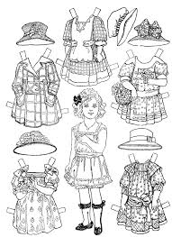 munchkins and mayhem paper doll coloring pages
