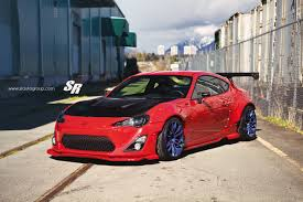 frs rocket bunny first frs with rocket bunny kit in canada scionlife com